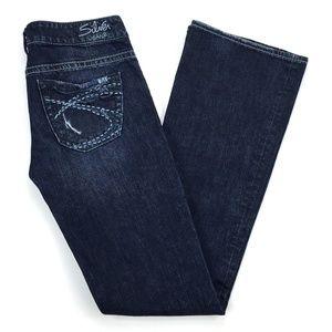 Silver Tuesday Bootcut Denim Jeans Sz W28 x L33